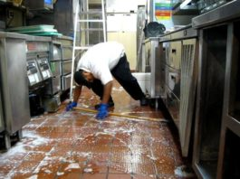 Restaurant Cleaners