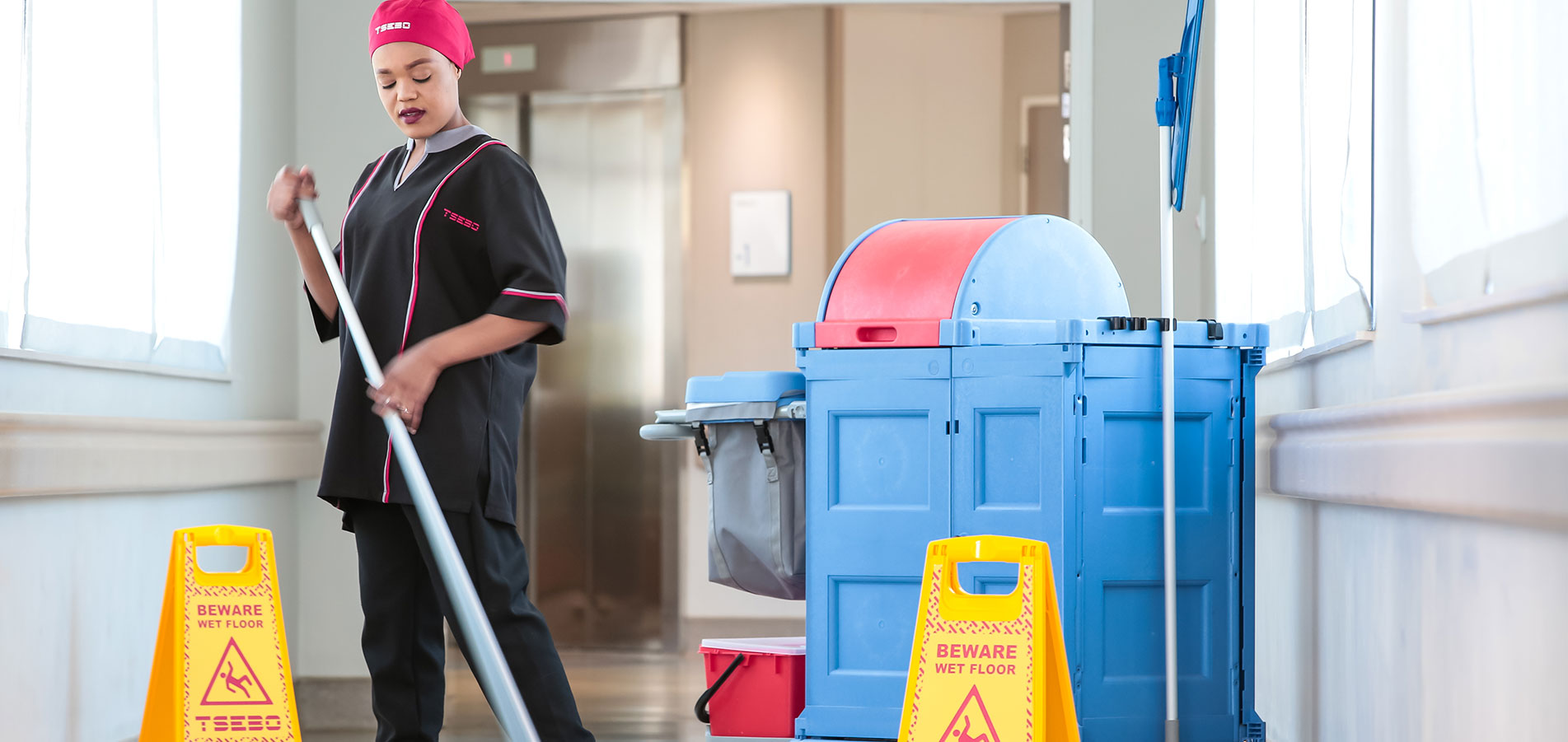 Department of Health Cleaners